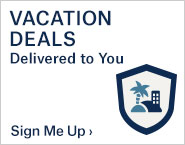 Vacation Email Sign Up