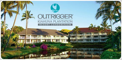 Outrigger Kiahuna Plantation Resort & Condominium