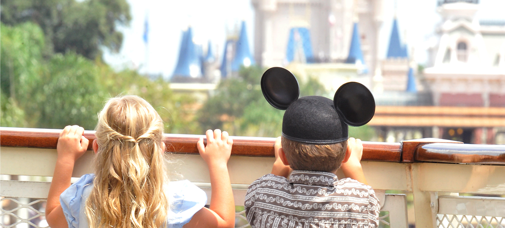 First impressions: The perfect time to introduce your children to the magical world of Disney is before the age of 6