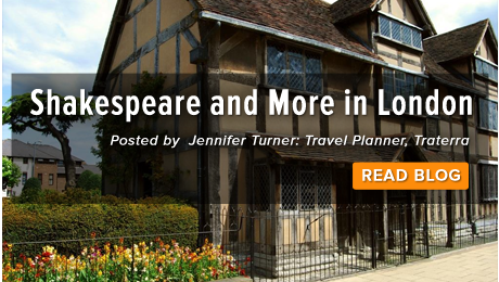 Shakespeare and More in London