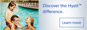 Discover the Hyatt™ difference.