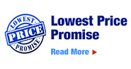 Lowest Price Promise!