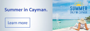 Summer in Cayman.
