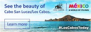 Learn more about the beauty of Cabo San Lucas/Los Cabos.