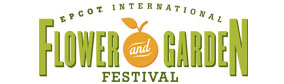 Flower and Garden Festival logo
