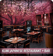 KUMI Japanese Restaurant + Bar