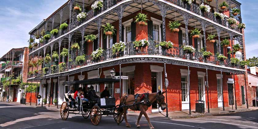 New Orleans Vacation Packages New Orleans Vacations United - New orleans vacations