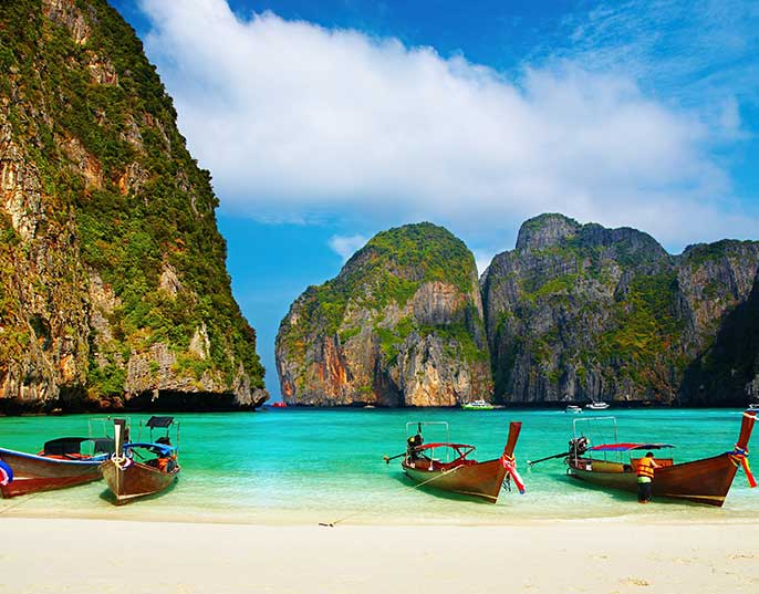 Asia Vacation Packages United Airlines Vacations - Vacation to thailand