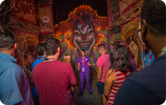 Behind The Screams Unmasking The Horror Tour