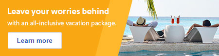 Learn about all-inclusive packages.