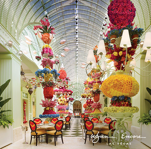 Incredible Wynn Las Vegas And Encore Southwest Vacations Interior Design Ideas Tzicisoteloinfo