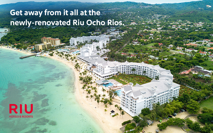Quality you can count on at any RIU destination.