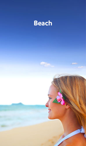 Beach vacation packages