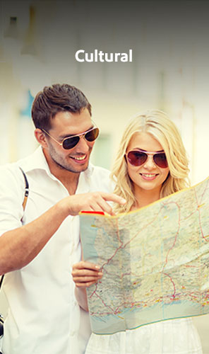 Cultural vacation packages