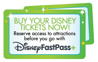 Buy your Disney tickets now! Reserve access to attractions before you go with Disney FastPass+