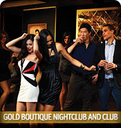 Gold Boutique Nightclub and Club