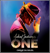 Michael Jackson ONE by Cirque du Soleil