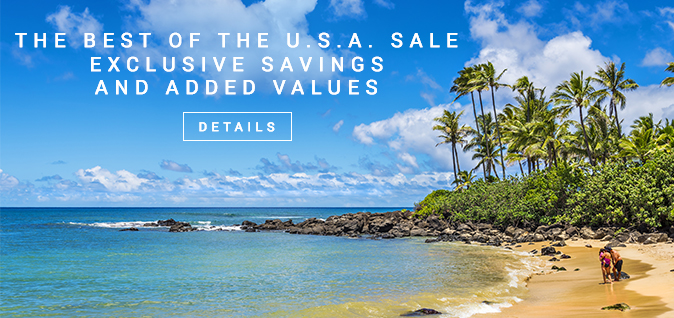 Best of the U.S.A. Sale