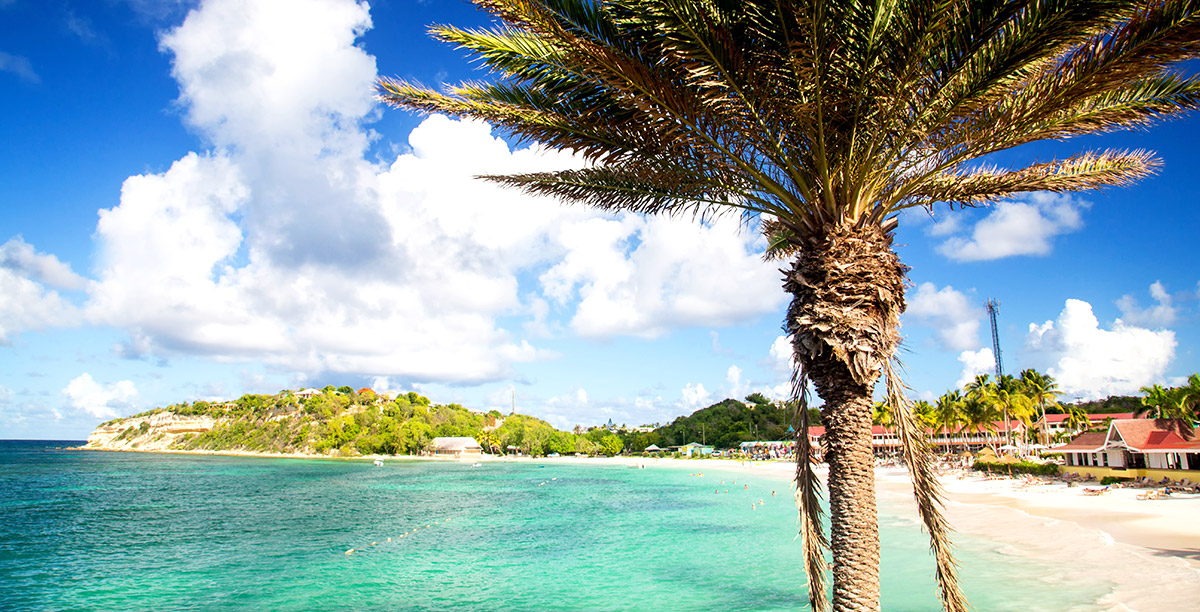 Beaches of Antigua