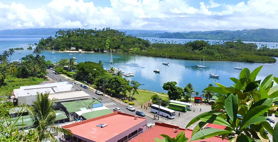 Discover the heart of Fiji: Suva