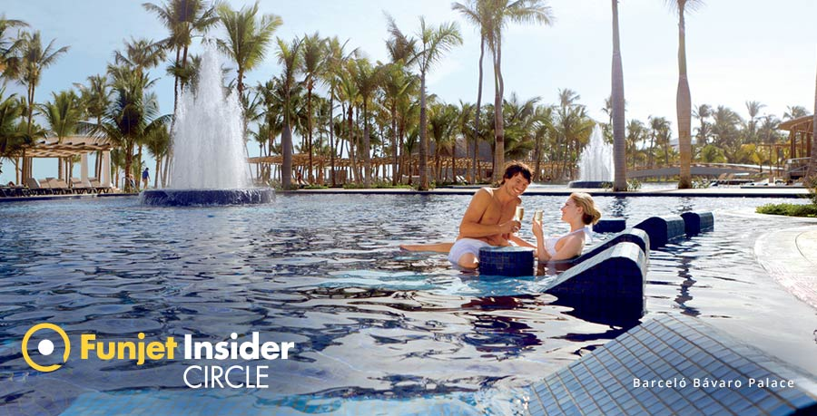 Barceló Hotel Group Funjet Inside Circle Perks