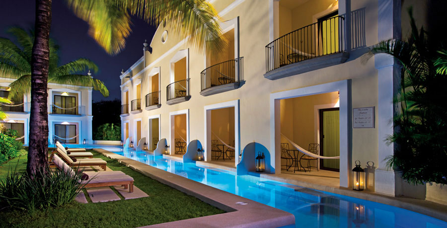 The Now Resorts and Spas Pools
