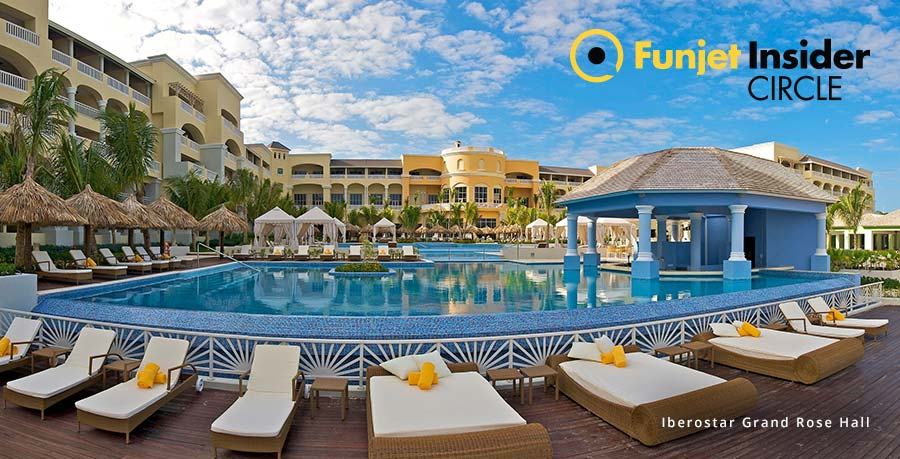 Iberostar Hotels & Resorts Funjet Inside Circle Perks