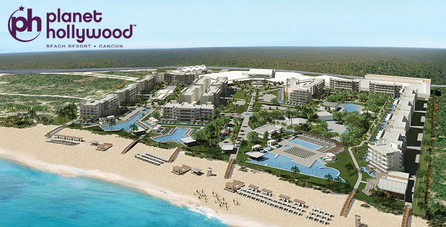 Planet Hollywood Beach Resort Cancun