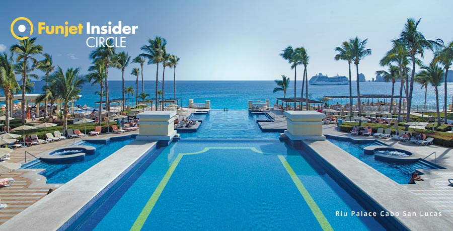 Riu Hotels & resorts Funjet Inside Circle Perks