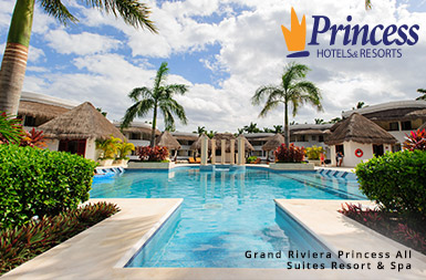 Princess all-inclusive resorts