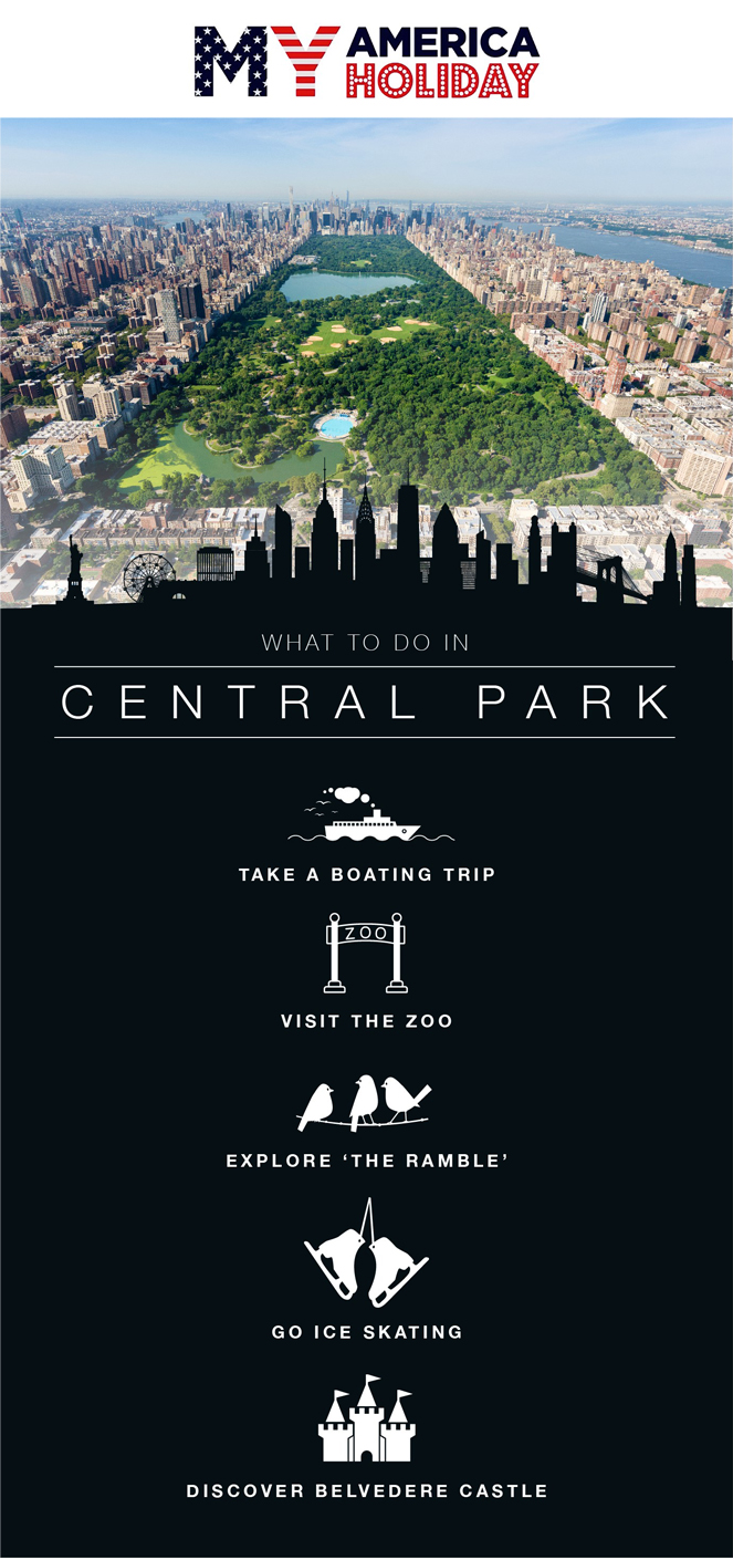 What to do in Central Park