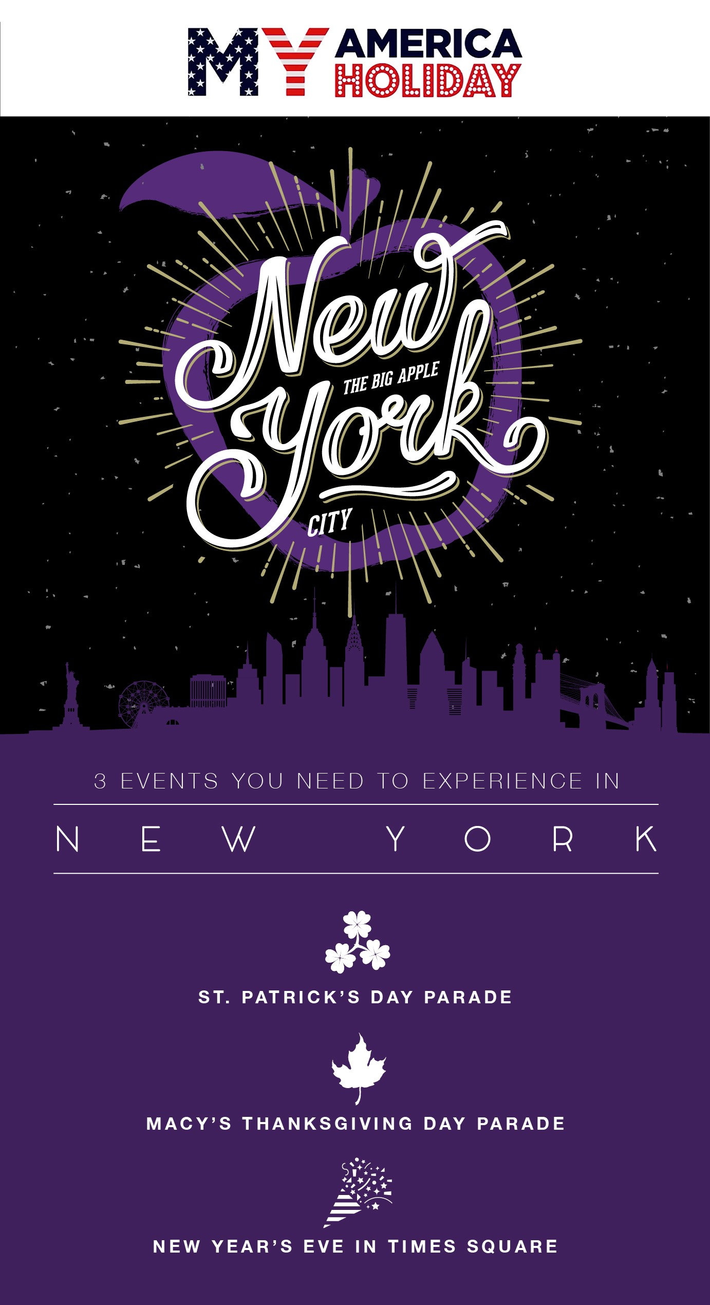 3 New York Events You Need To Experience