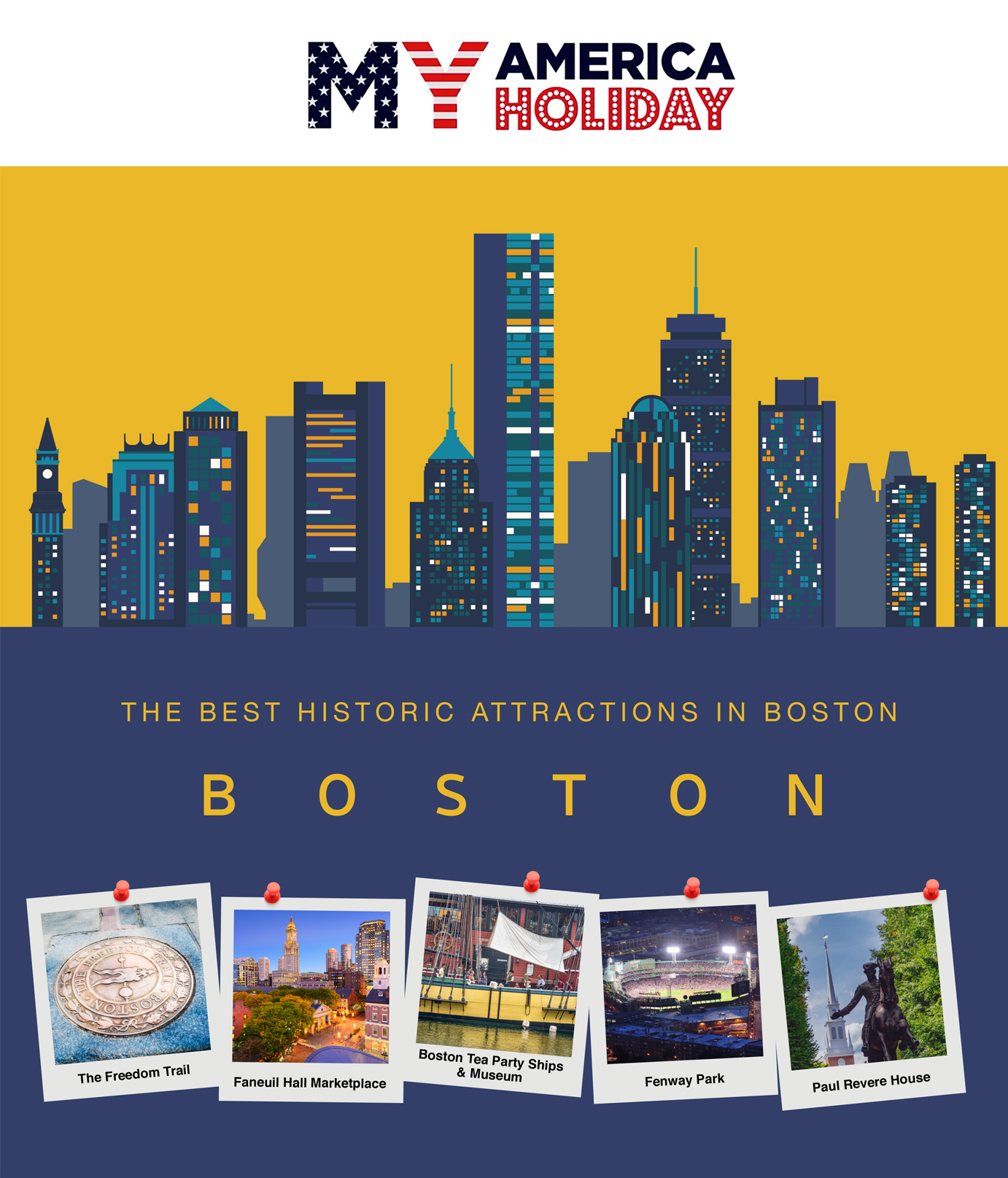 The best historic attractions in Boston