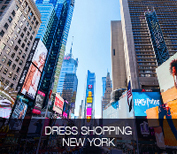 Dress Shopping in New York