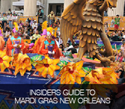 Insiders Guide to Mardi Gras New Orleans