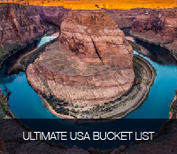 Ultimate USA bucket list