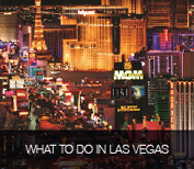 What to do in Las Vegas