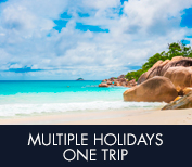 Multiple holidays one trip