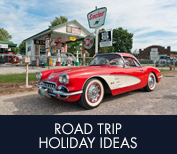 road trip holiday ideas