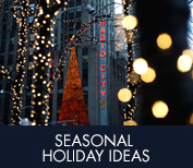 seasonal holiday ideas