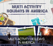 Multi-activity holidays in America