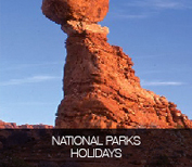 national park holidays
