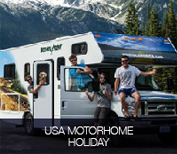 usa motorhome holiday