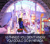10 things you didnt know you could do in Nevada