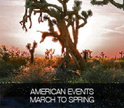 American Event In March to Spring