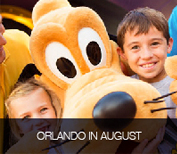 Orlando in August