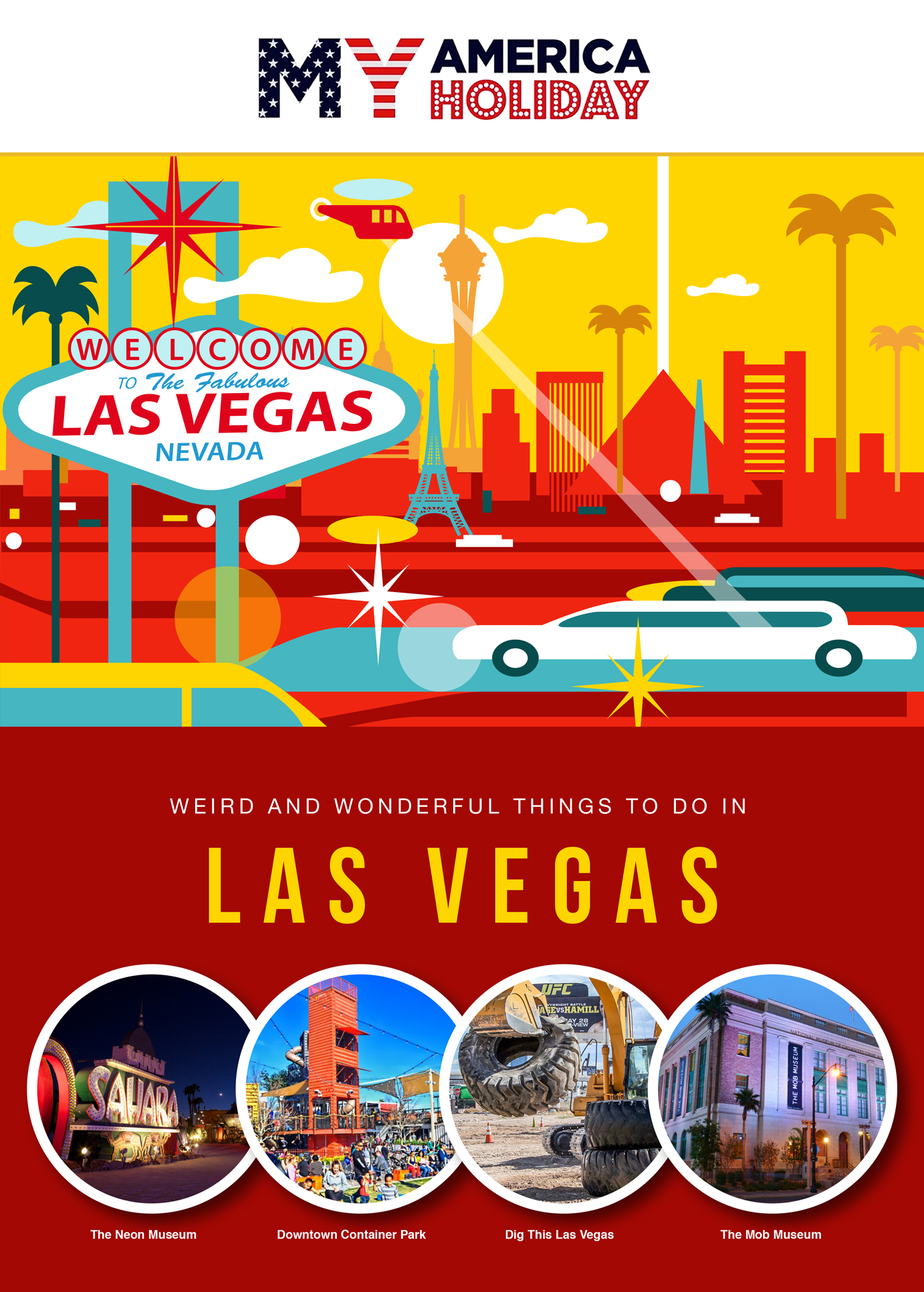 Wild Things To Do In Las Vegas: Weird And Wonderful Things To Do In Las Vegas