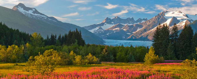 Alaska Bus Tours | Alaska Escorted Bus Tours | Alaska ...