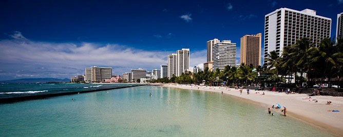 HAWAII MULTI CENTRE HOLIDAYS