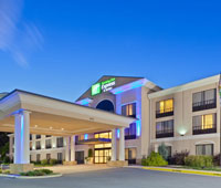 The Holiday Inn Express Hotel Winchester